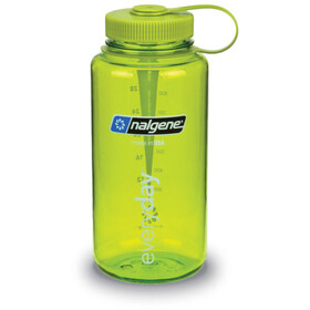 Nalgene Everyday Drinkfles met grote opening 1000ml, green